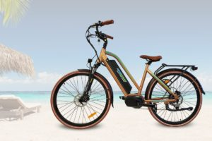 Copper electric bike 500 watts motor drive Reno & Sparks Nevada