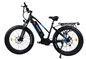 black electric bike 500 watts mid drive Reno & Sparks Nevada