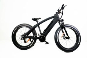 Black electric bike 500 watts motor mid drive Reno & Sparks Nevada