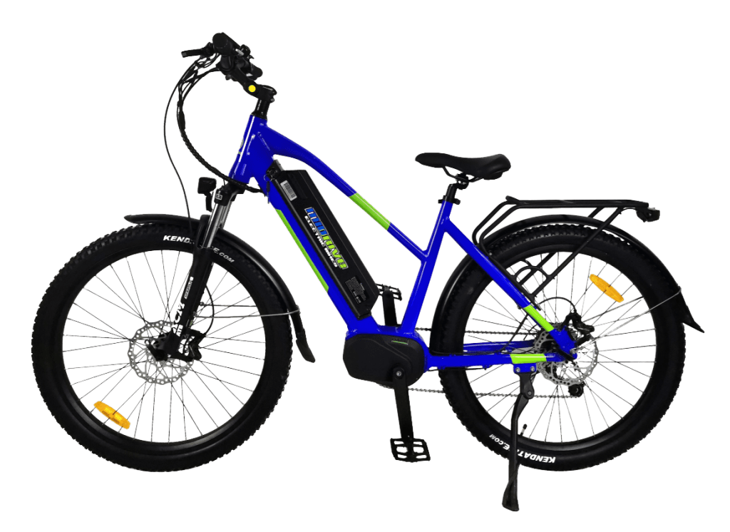 electric bike 500 watts motor mid drive, blue Reno & Sparks, NV